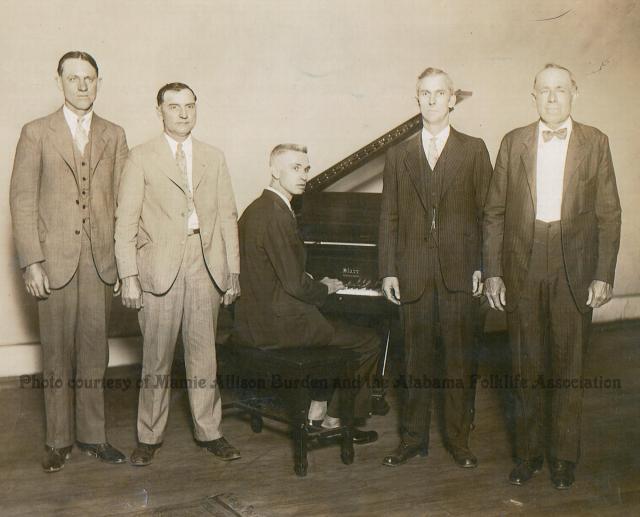 Allison's Sacred Harp Singers